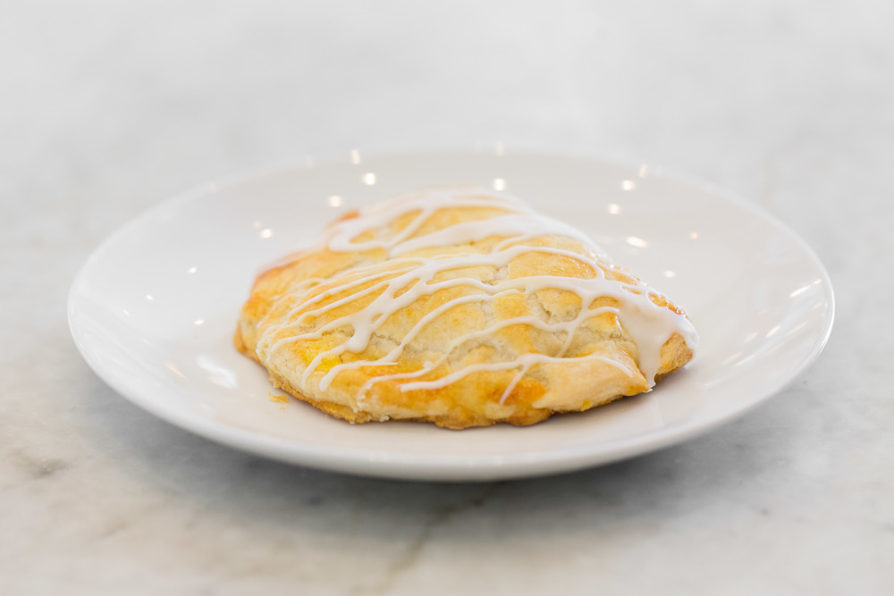 Lemon Turnover
