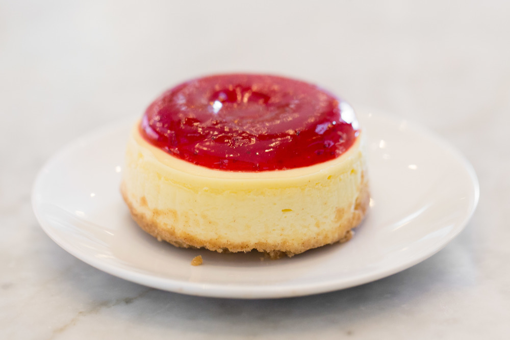 Sugar Free New York Cheesecake
