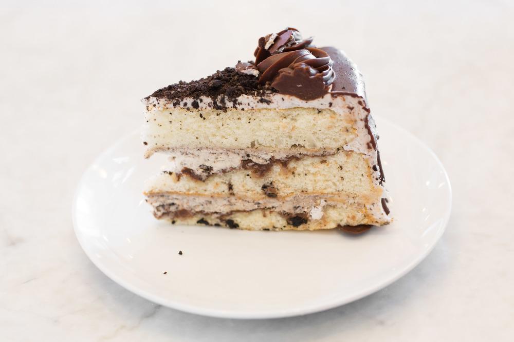 Oreo Mile High Cake