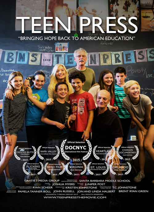 American teen film about group