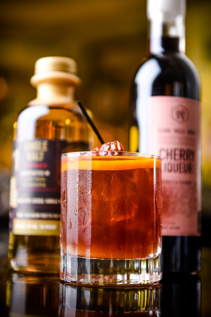11 Wells Cherry Liqueur
