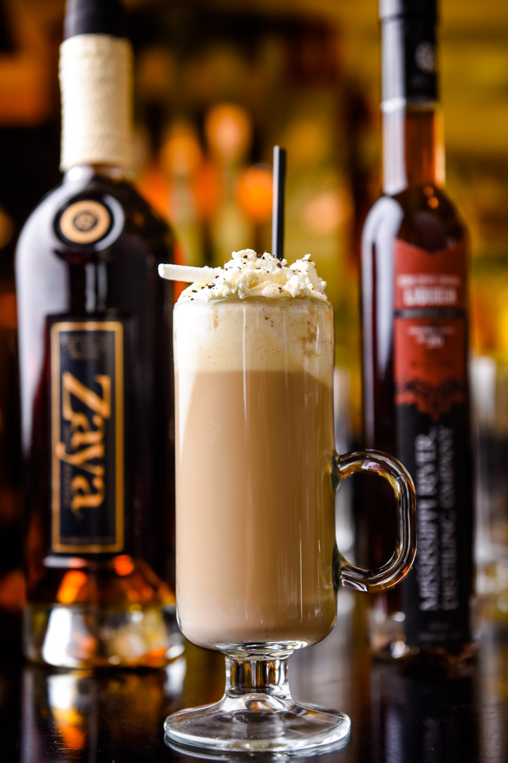 Mississippi River Distilling Iowa Coffee Company Liqueur