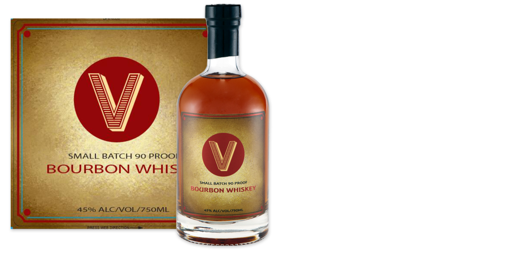 Yahara Bay V Bourbon Whiskey