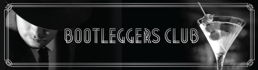 Bootleggers Club Banner