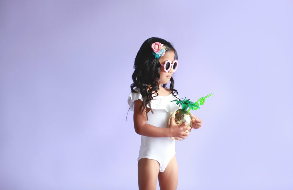 commercial photography for fashionable littles