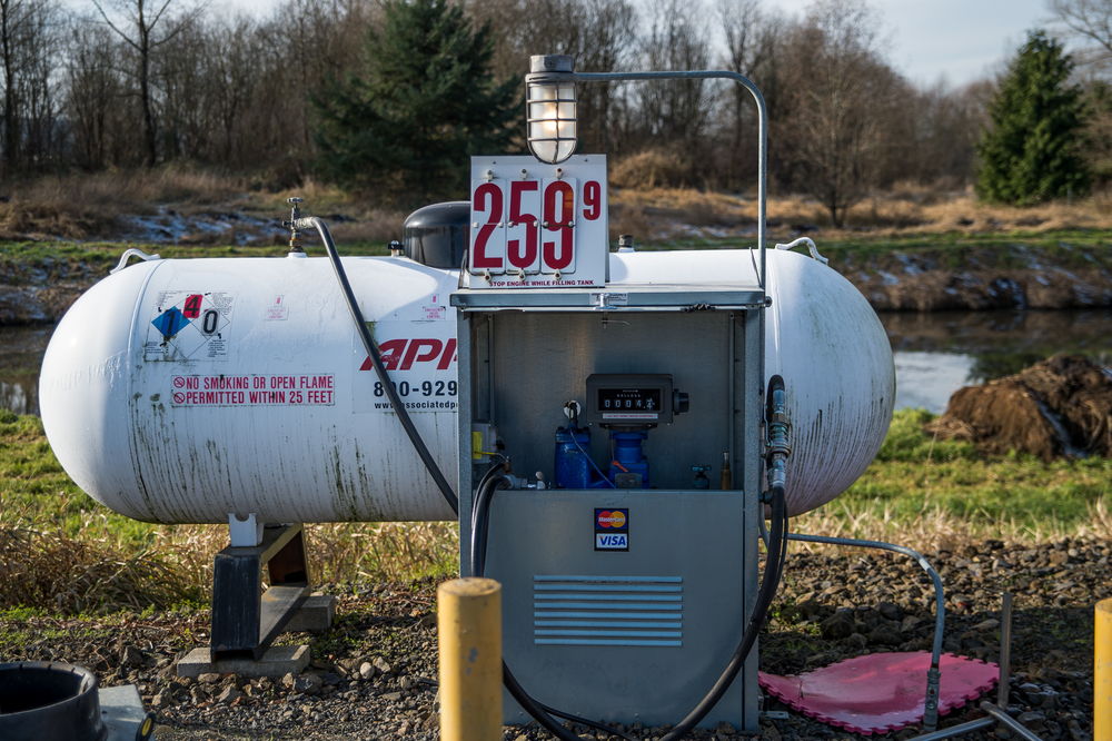 Competitive Propane Pricing