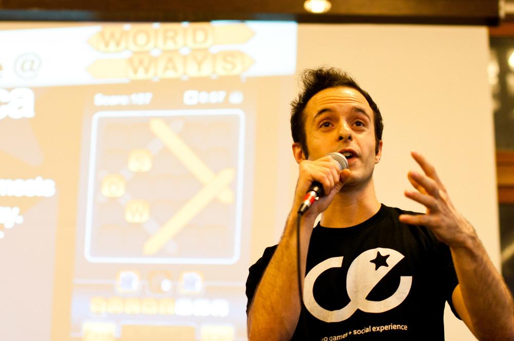 Roberto Alcantara, CE Games