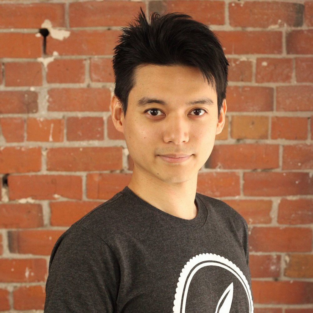 Alex Chuang  Co-founder &CSO   Alex is a budding entrepreneur, designer and growth hacker with a track record of launching products in crowdfunding, e-commerce, SaaS, virtual currency and marketplace platforms.Having sold his first startup in 2013, Alex has committed himself to build a strong tech ecosystem in Vancouver;mentoring over one thousand entrepreneurs and connecting them to the right resources. In 2014,  Alex was recognized as Best in Social Entrepreneurship by Notable Awards and in 2015 as BC's Top 30 under 30.Alex now serves as a startup advisor on several emerging tech companies.