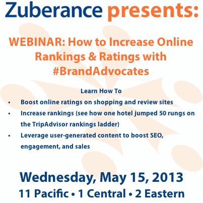 How to increase online ratings rankings
