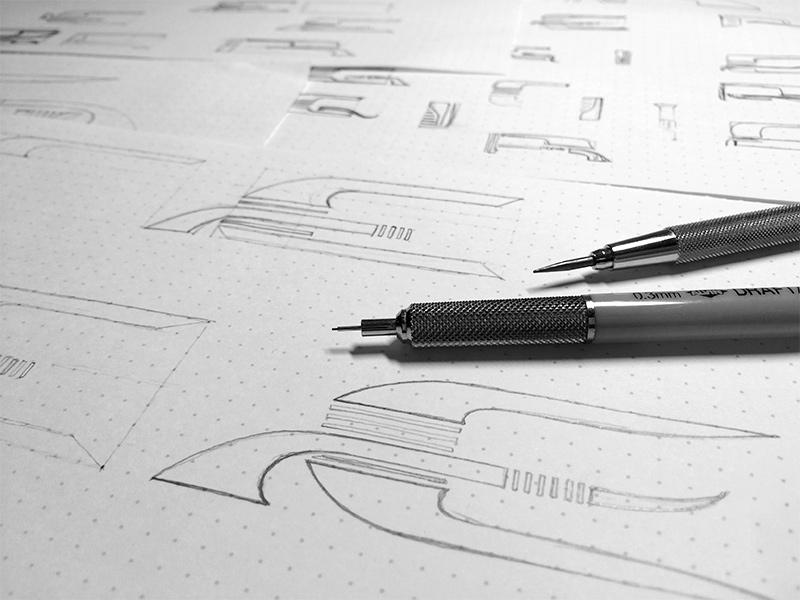 Sketch process