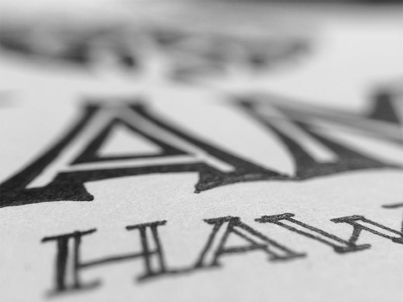 Logo concept sketch