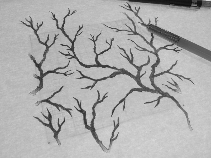 Process sketch.