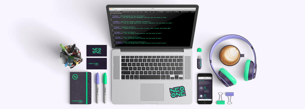 NEO•ONE – Naming and branding for NEO cryptocurrency software development kit