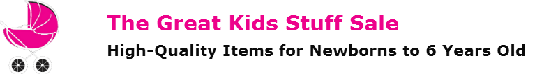 Great Kids Stuff Sale - North Toronto MOMS Group