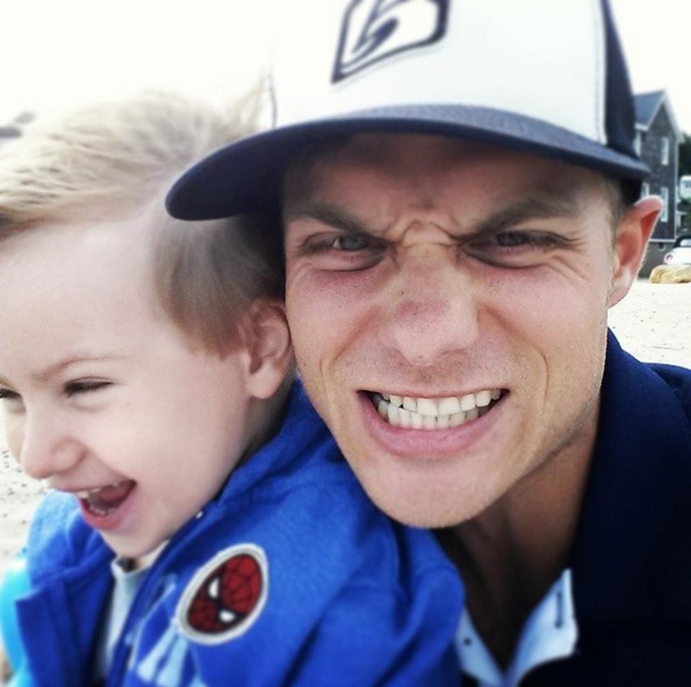 My adorable nephew Elliot
