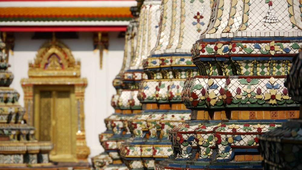 Buddhist Temple, Thailand