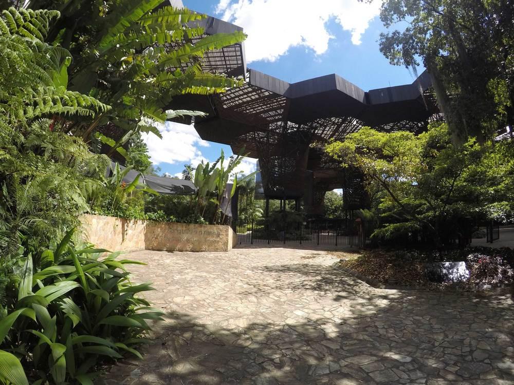 Jardín Botánico, Medellín, Colombia