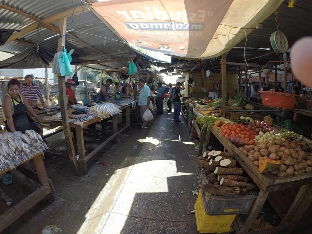 El Mercado, Santa Marta, Colombia