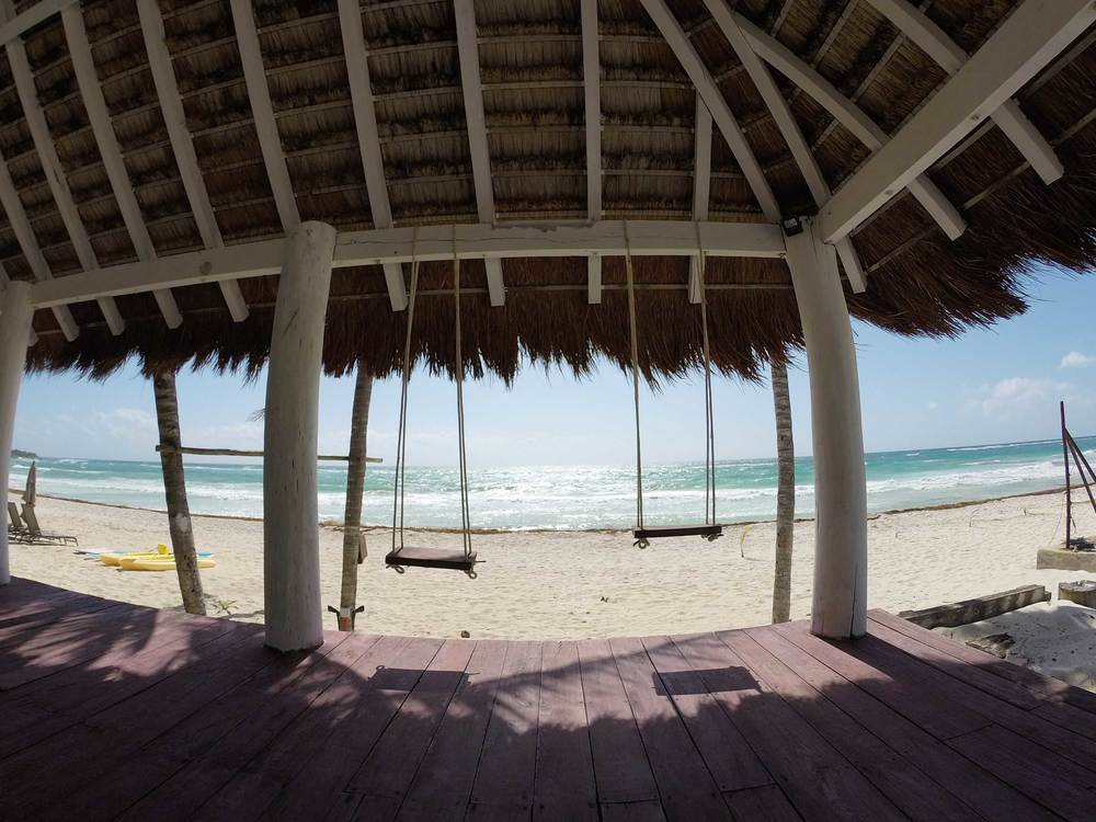 Xpu-Ha Beach, Mexico