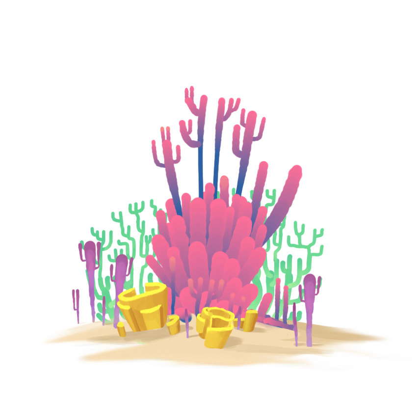 a little coral-y sketch       twitter  /  portfolio  /  shop