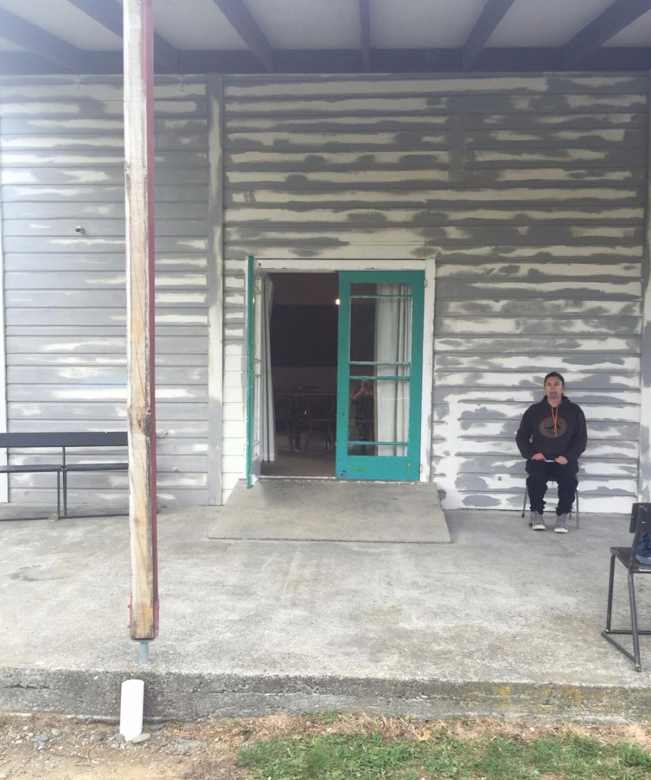 Te Taumata member for Ngāti Kuia, Gena Moses-Te Kani.