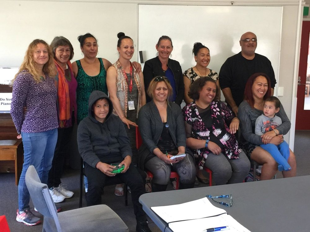 Whanau buzzing with enthusiasm in Whakatu