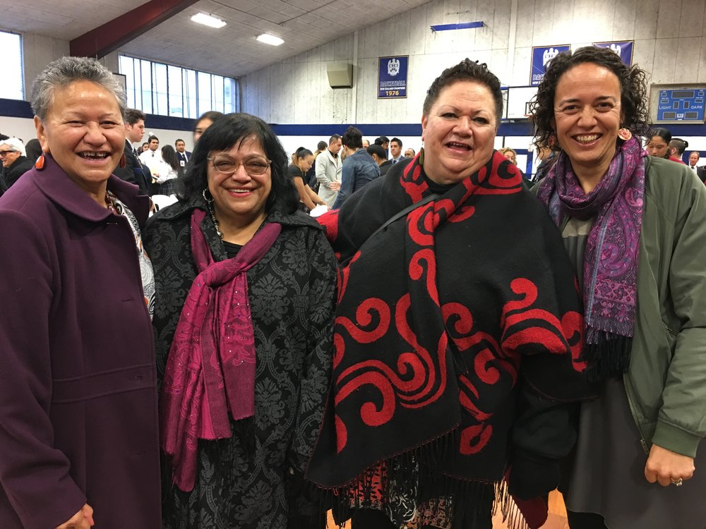 The buzz of Manu Kōrero – our kuia, our judges, our parents, our kaiako, our kura…..