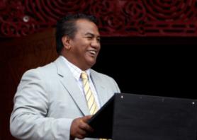 Taku Parai - Vice Chairperson of te TaumataTe Rūnanga o Toa Rangatira Inc