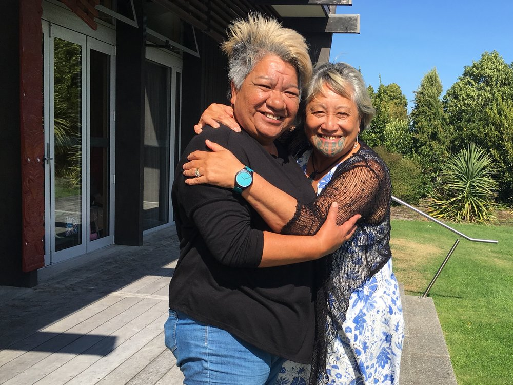 The stunning solidarity of Carolyn Tipene and Whaea Sally