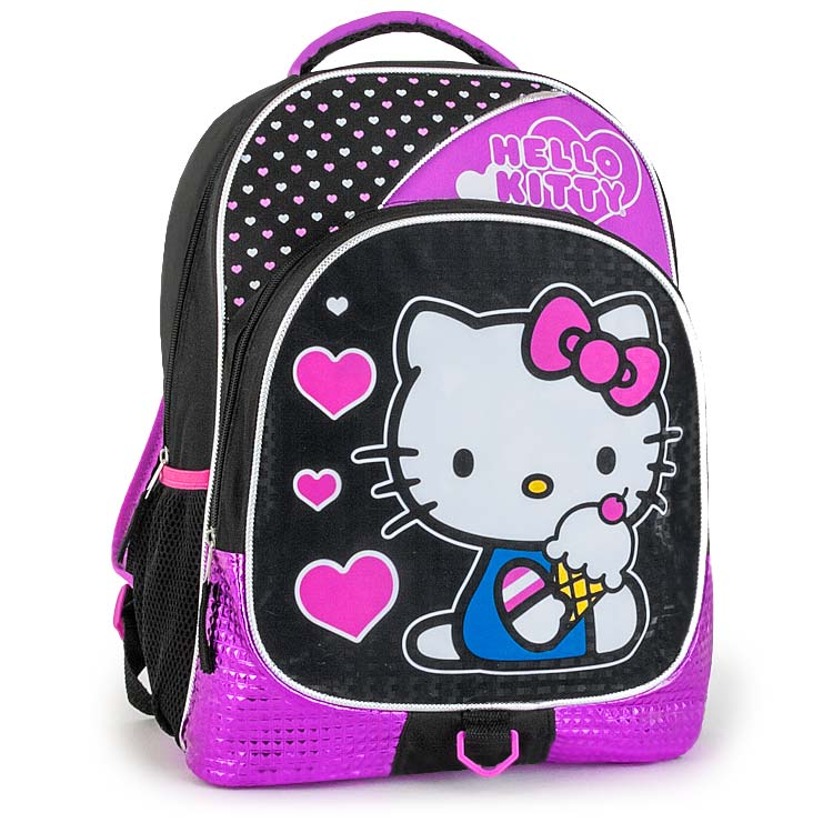 Hello Kitty Backpack Product Photography