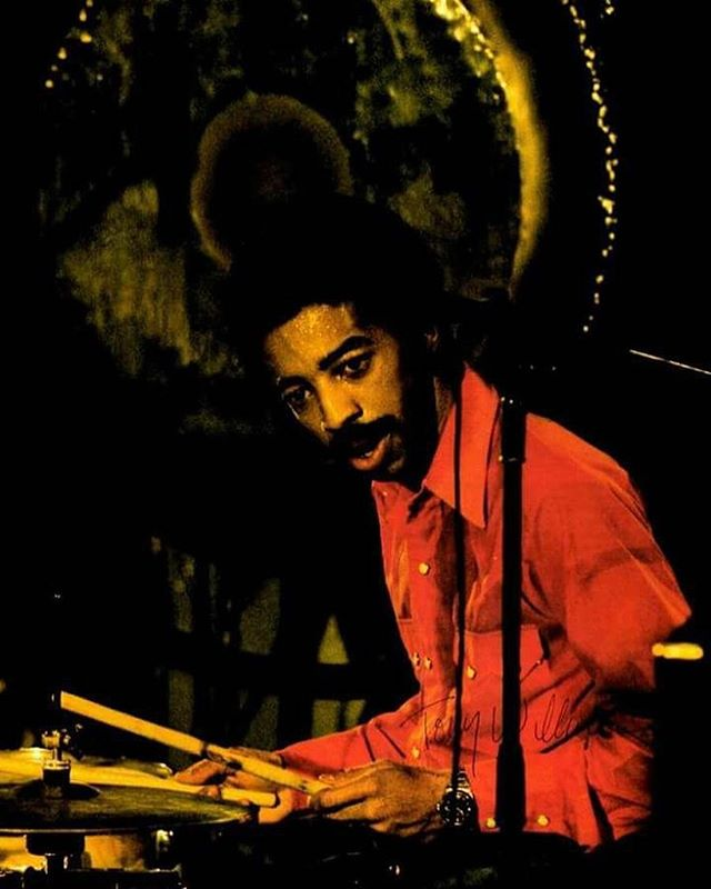 Happy birthday to one of the most innovative spirits in modern music, Tony Williams!!!