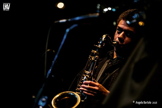 Some pictures from the Blue Note Milan in March!