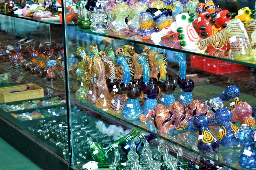 More glass pipes at Mr. Nice Guy Fairview Heights