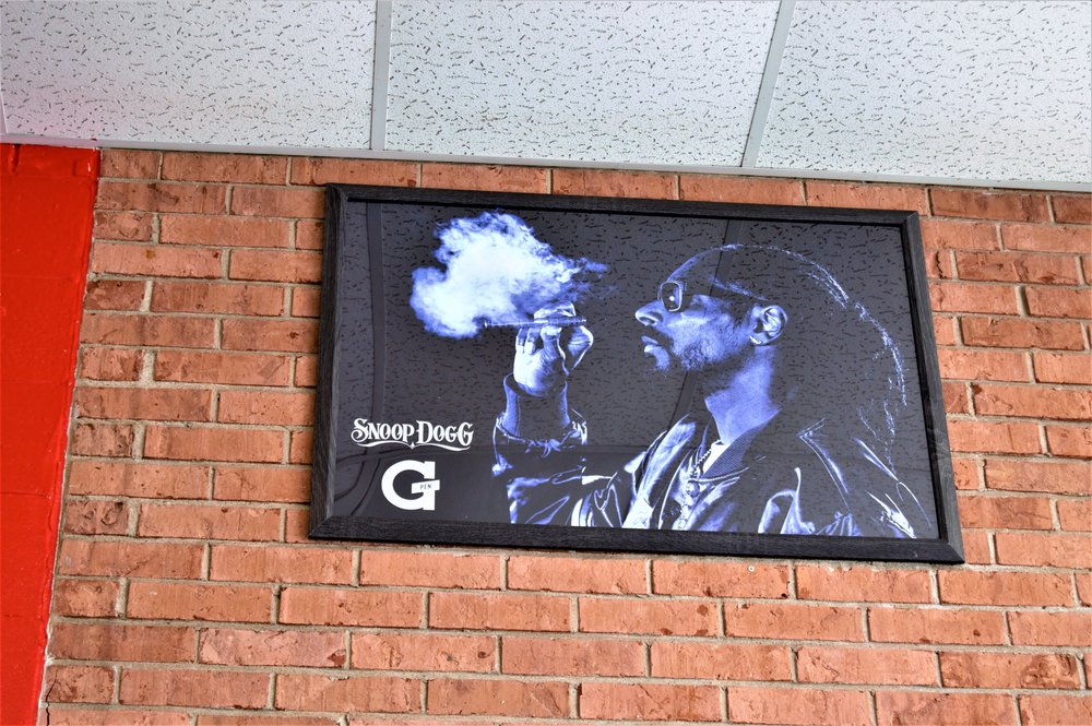 Snoop Dogg G Pen Poster at Mr. Nice Guy Fairview Heights