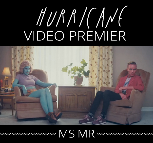 HURRICANE VIDEO PREMIER by MS MR