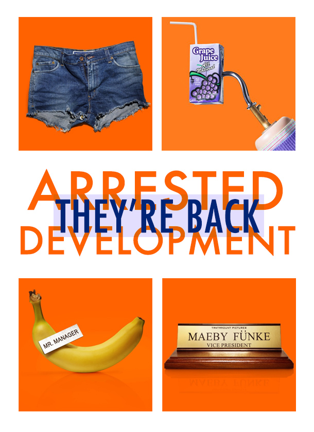 Arrested Development: They're Back