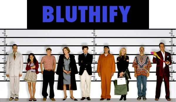 Bluthify / Spotify Playlists for every member of the Bluth Family. #ArrestedDevelopment
