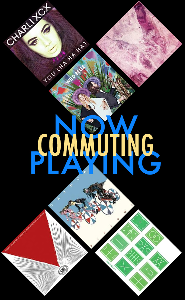 Commuter's Playlist: Music to Help You Survive Your Commute