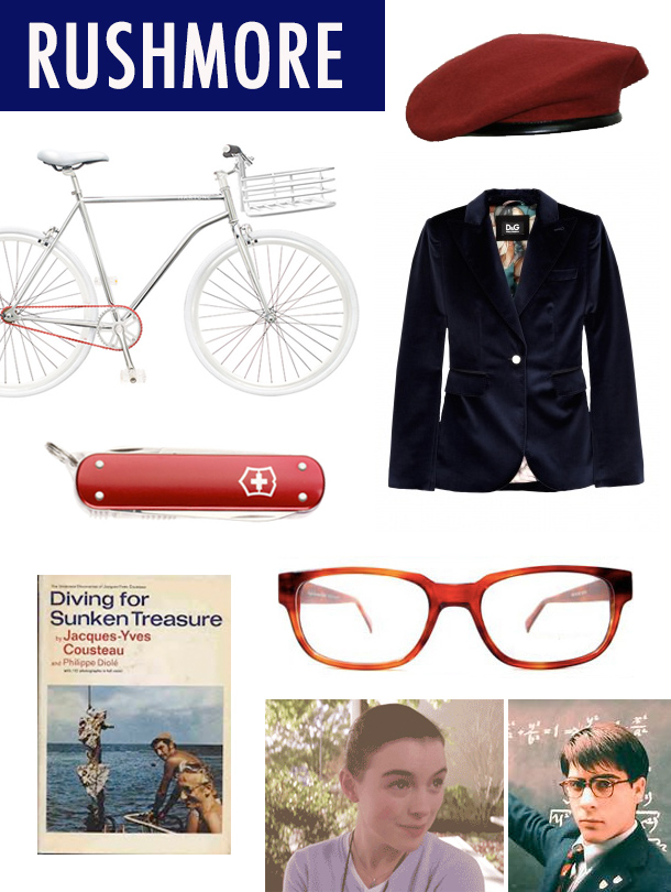 Wes Anderson: Rushmore Style / Costume Inspiration