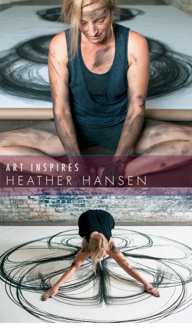 Art Inspires: Heather Hansen