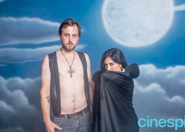 Lost Boys for Vampire Night at Cinespia