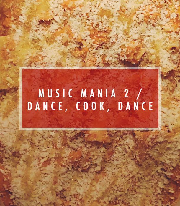Music Mania 2 / Dance, Cook, Dance