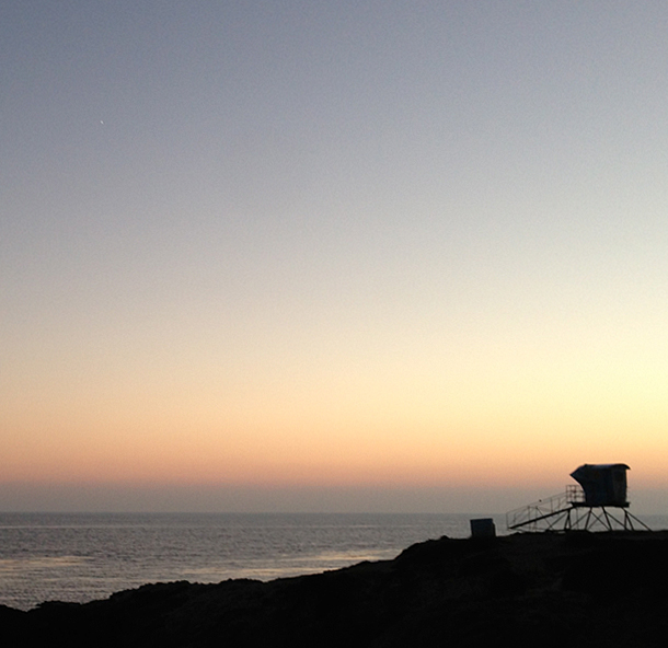 Leo Carrillo Sunset