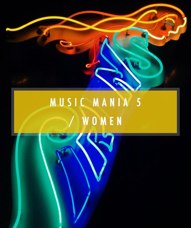 Music Mania 5 / Women
