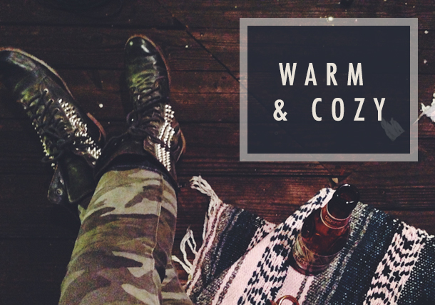 Warm & Cozy / Music Mania / Backyard Sessions