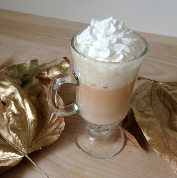 Tried & Tested: Boozy Pumpkin White Hot Chocolate From The Minimalist Baker