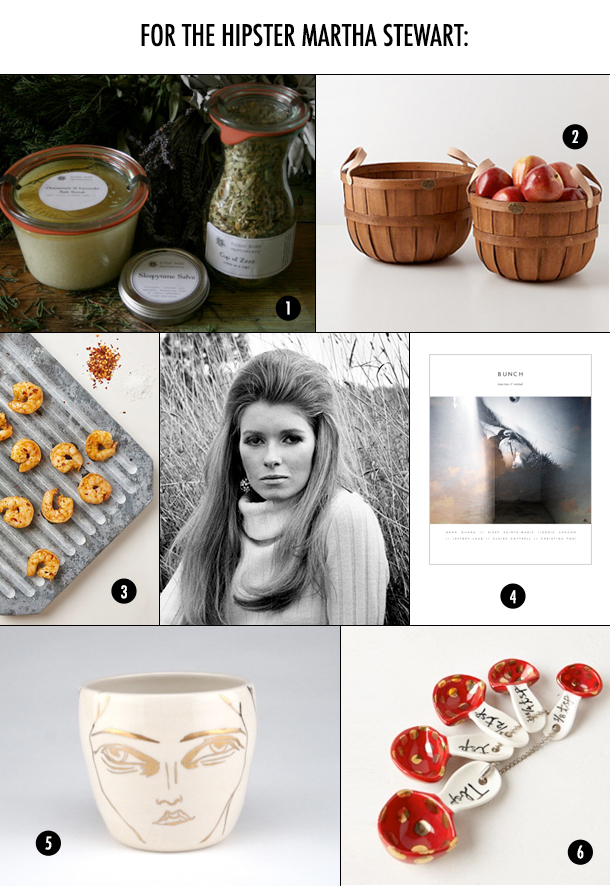Gifts for The Hipster Martha Stewart / Bourbon and Goose