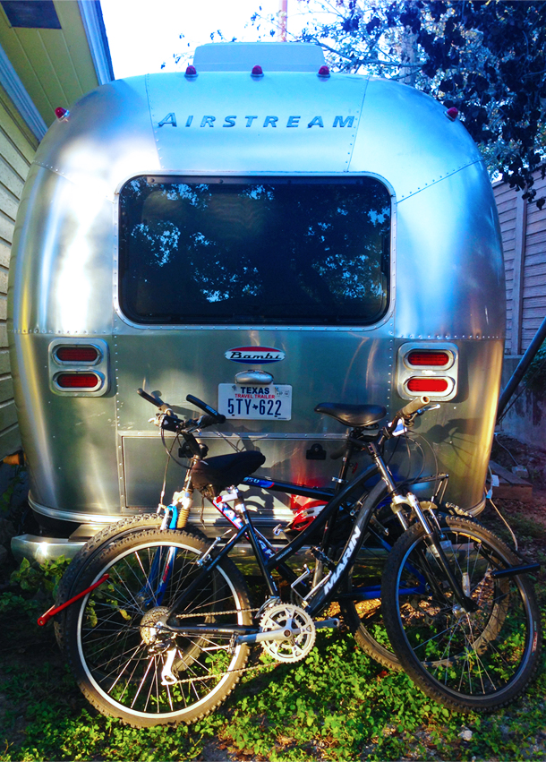 Airstream / Austin City Limits Music Festival 2013 / Bourbon and Goose / Travel