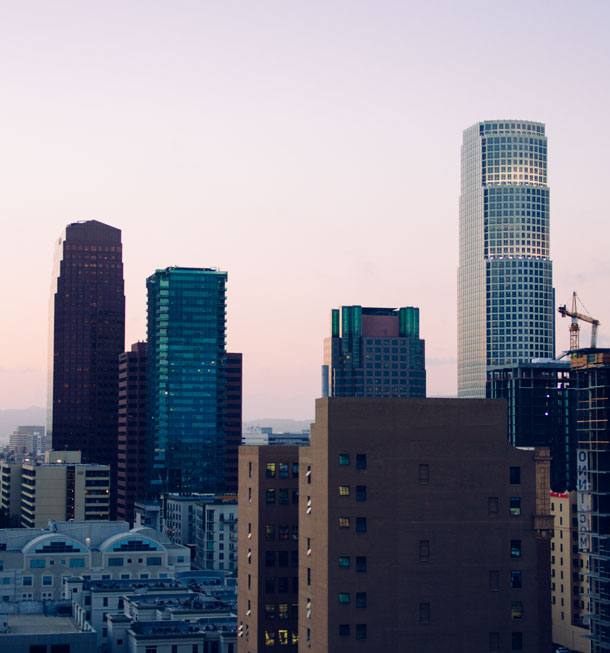 Ace Downtown Los Angeles Rooftop Views