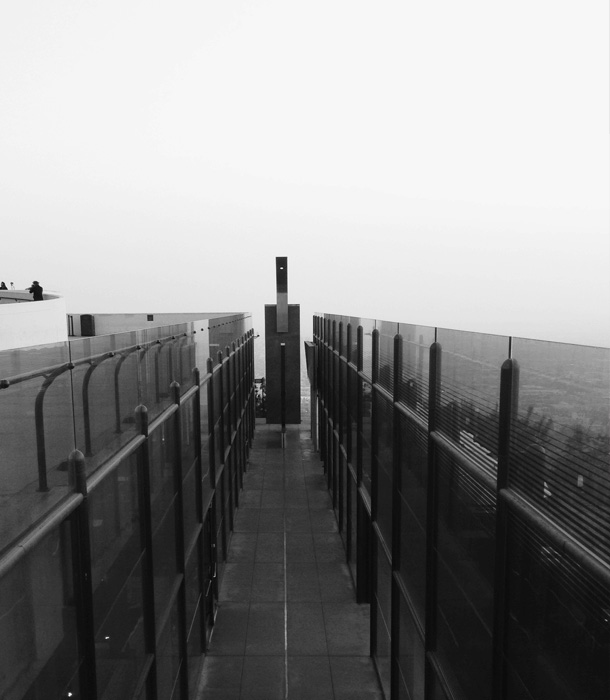 Lines / Griffith Observatory